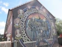 Belfast - Doyle, McParland,Carson Memorial