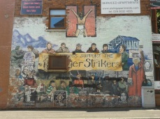 "Belfast - ""Support the Hunger Strikers"""