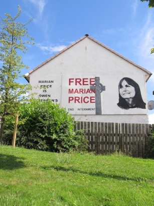 "Belfast - ""Free Marian Price"""