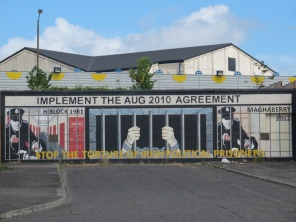 """Belfast - """"Stop torture pows"""""""