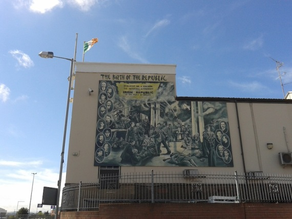 "Belfast - ""The born of the republic"""