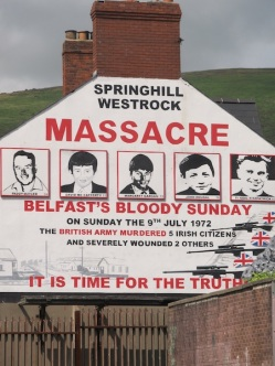 "Belfast - ""Belfast bloody sunday"""