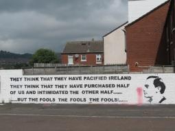"Belfast - ""Patrick Pearse poeme"""