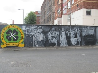 "Belfast - ""Ardoyne Youth Club"""