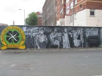 """Belfast - """"Ardoyne Youth Club"""""""