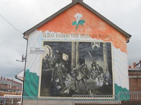 """Belfast - """"Dublin Easter Rising 1916"""""""
