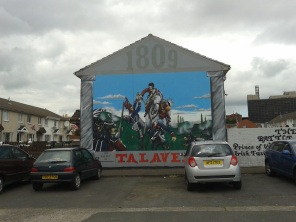"Belfast - ""The battle of Talavera"""