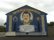 "Belfast - ""UDA Lt. William Bucky Mccullough"""