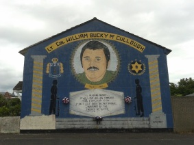 "Belfast - ""UDA Lt. William Bucky Mccullough"""