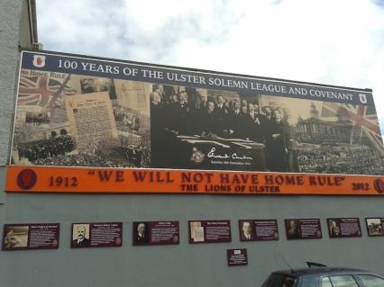 """Belfast - """"Non avremo la home Rule"""""""