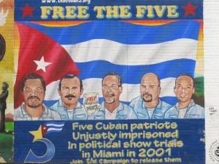 "Belfast - ""Solidarietà ai prigonieri politici Cubani"""