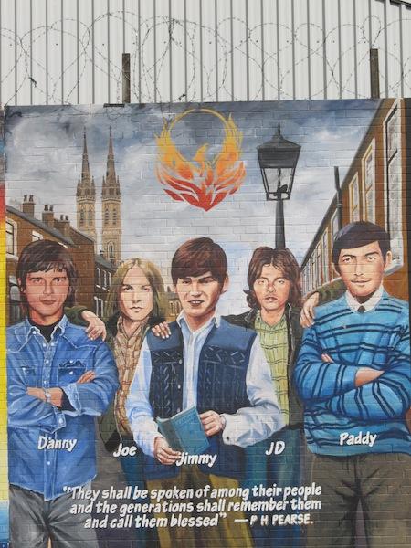 """Belfast - """"IRA volonteer commemoration"""""""