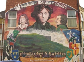 "Belfast - ""Building an Ireland of Equals"""