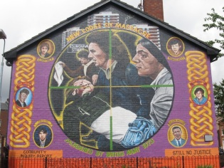 "Belfast - ""New Lodge massacre"""