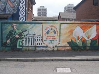 """Belfast - """"Easter rising"""""""