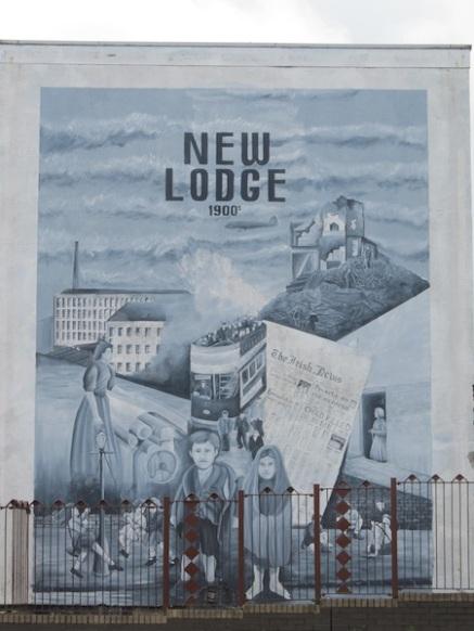 "Belfast - ""New Lodge 1900"""