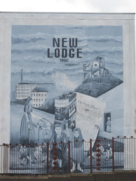 "Belfast - ""New Lodge 1900"""