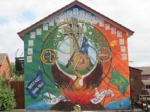 """Belfast - """"Belfast brigade memorial"""""""