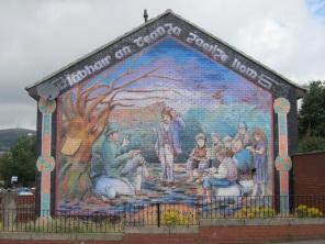 """Belfast - """"Tramandare il gaelico"""""""