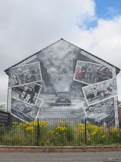 "Belfast - ""The Taximan"""