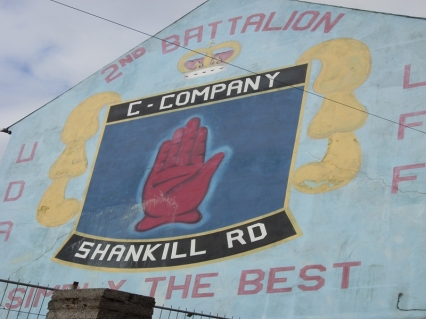 Belfast - UDA 2th Batt.