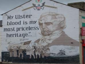 Belfast - American Ulster Blood