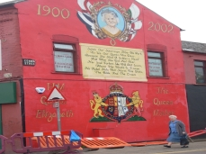 Belfast - Queen Mother