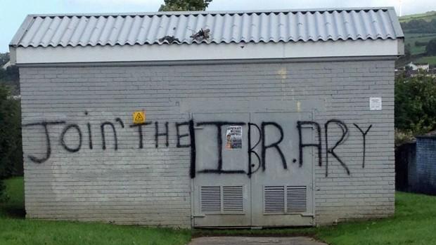 Graffiti Strabane