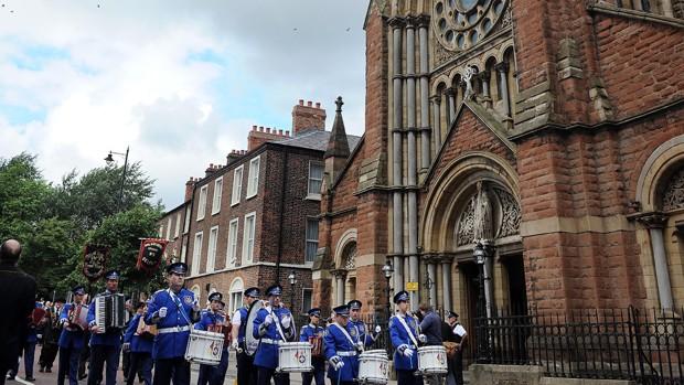 Royal Black Parade - St Patrick's Church