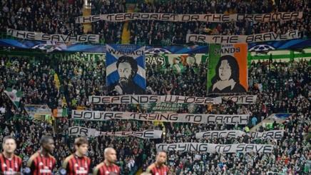 AC Celtic Bobby Sands banner