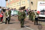 Derry - 32Csm Easter Rising Commemoration 2014