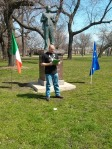 Irish Republican Socialist Committees of North America Easter Commemoration 2014