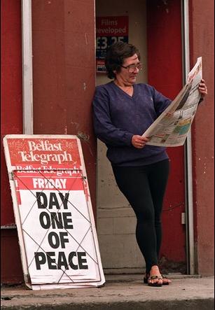 IRA Ceasefire 31 Agosto 2014