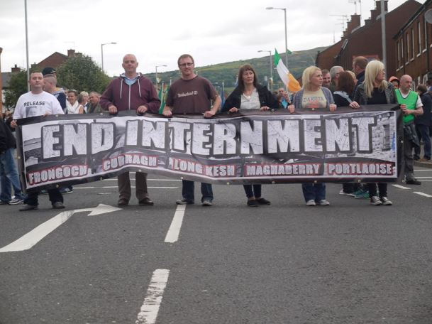 Anti-Internment Rally 2013