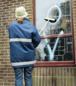 graffiti settari
