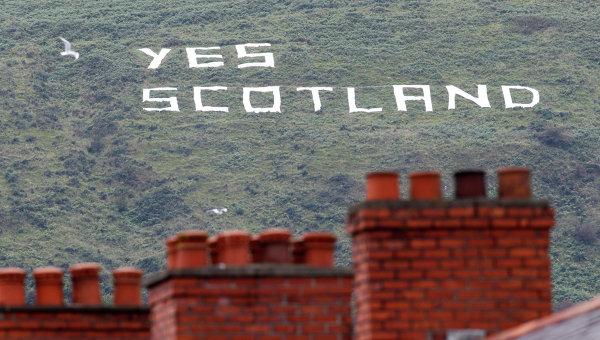 Il Nord Irlanda 'tifa' Scozia. Black Mountain 08 settembre 2014