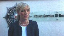 Una Jennings, Ispettore Capo della PSNI