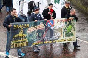 Bloody Sunday Commemoration, March for Justice 1 Febbriaio 2015