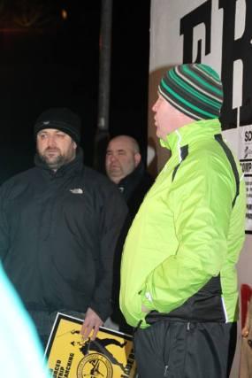 Maghaberry, Free Derry Corner Vigil 03/02/2015