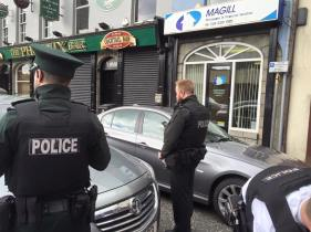 Stop & Search Newry 17062015