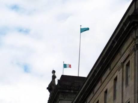 Irish Flag Stormont