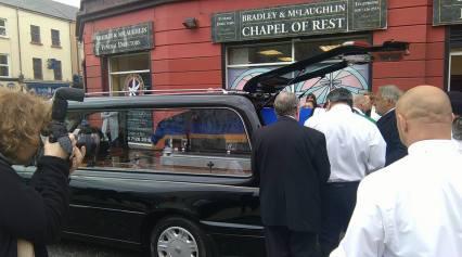 RIP Peggy O'Hara