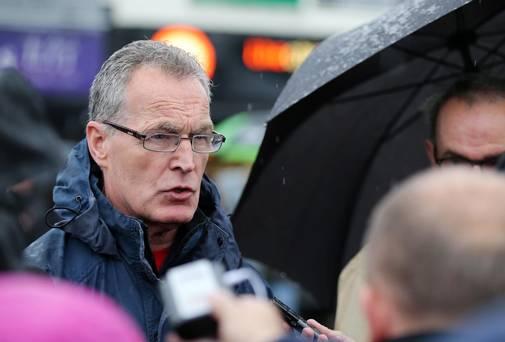 Gerry Kelly, MLA Sinn Fein