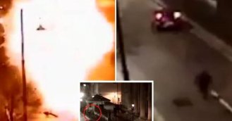 derry car bomb