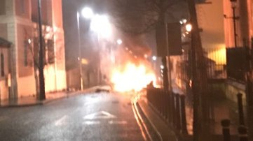 carbomb explosion Derry