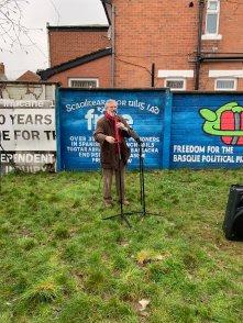 groves reilly corner unveiled speech