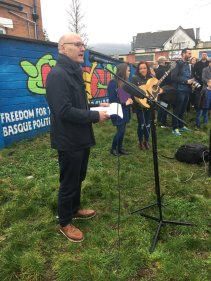 paul maskey speech