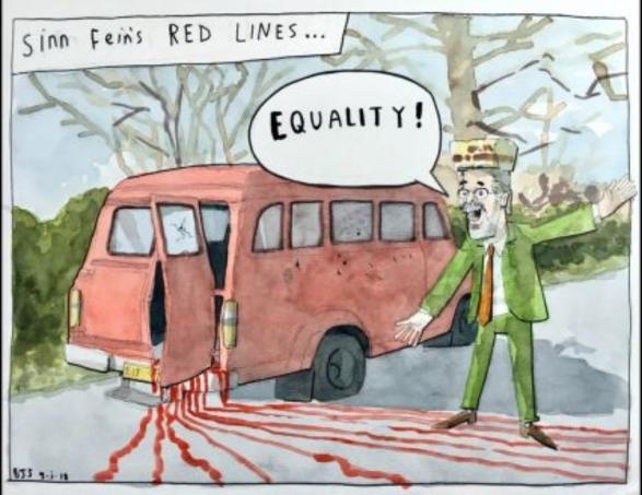 sinn fein's red lines_spencer