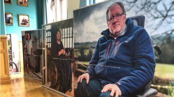 'Injured on That Day', sarà aperta al pubblico per tutto il mese di febbraio a Derry. Opere del fotografo Neil Harrison