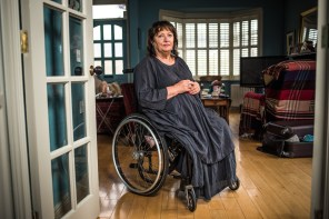 'Injured on That Day' Opera del fotografo Neil Harrison